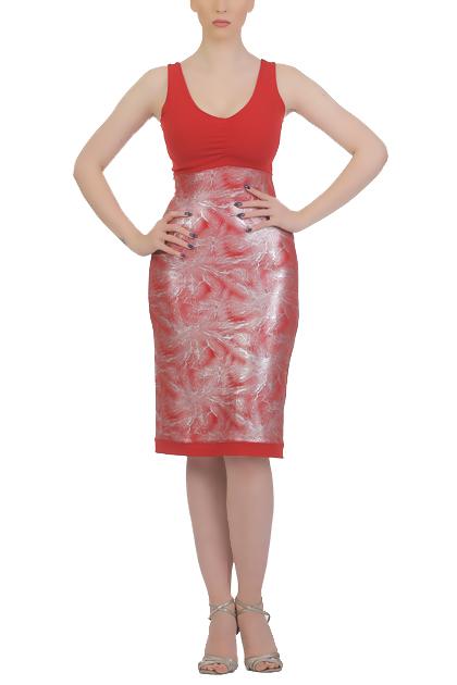 tango dress DF17a