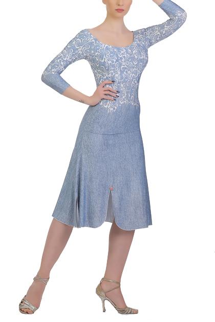 tango dress DEF15a